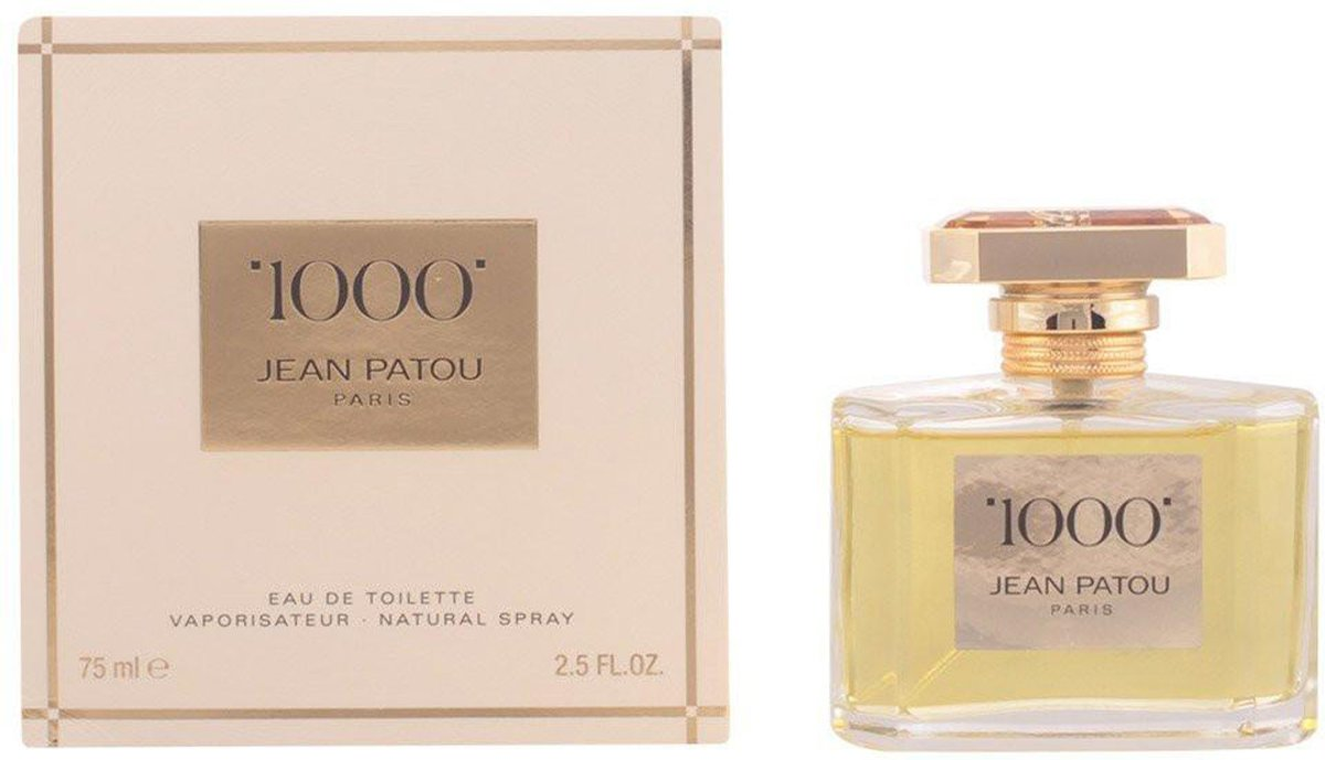 Jean Patou 1000 75ml EDT Spray