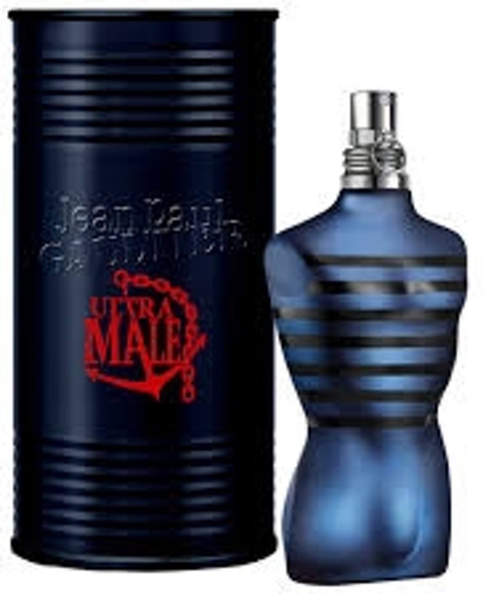 J.P. Gaultier Ultra Male Intense Edt Spray 125 ml