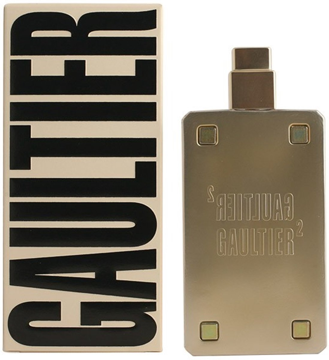 Jean Paul Gaultier - GAULTIER 2 - eau de parfum - spray 120 ml