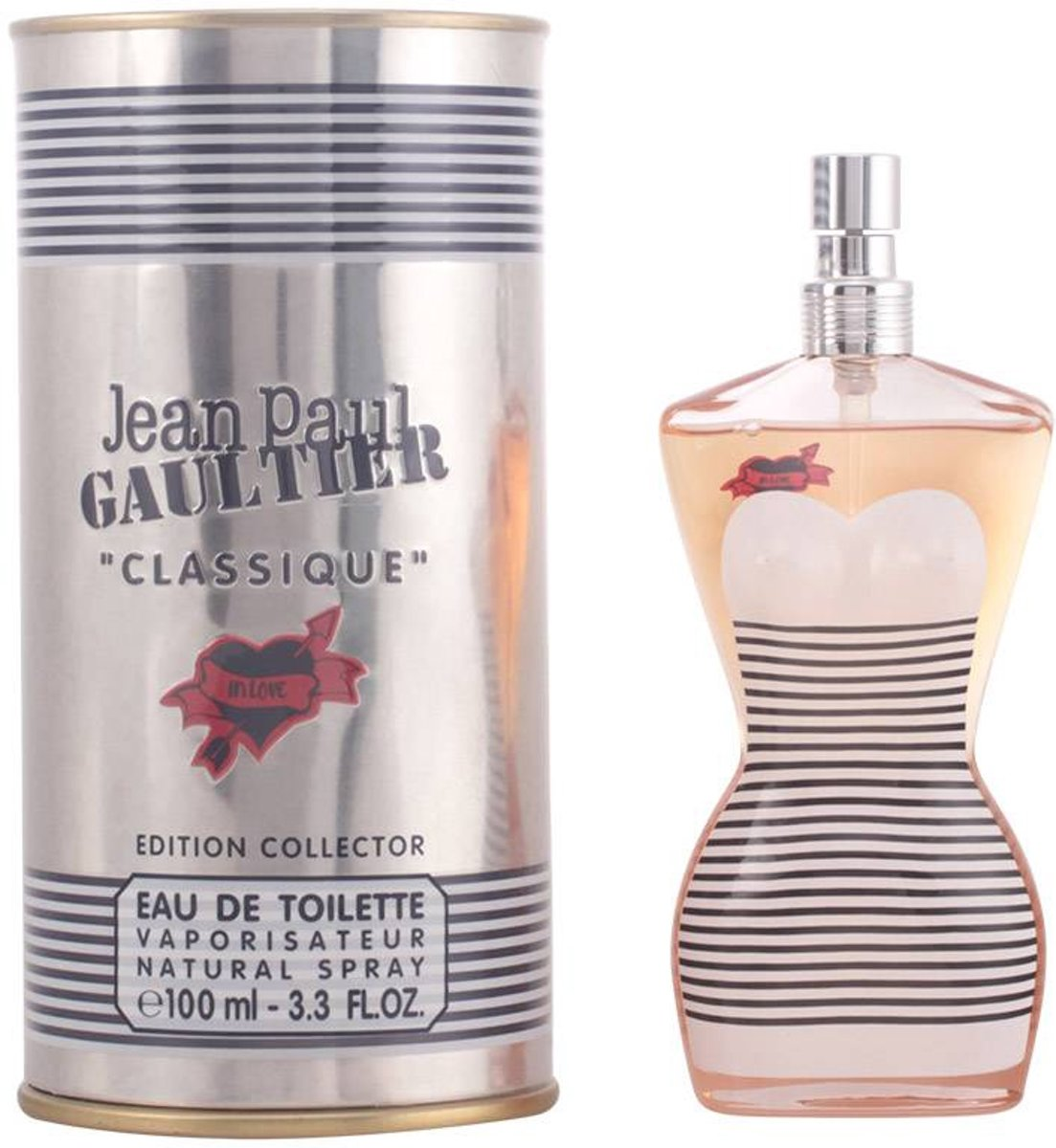 Jean Paul Gaultier Classique Edition Collector EDT 100 ml