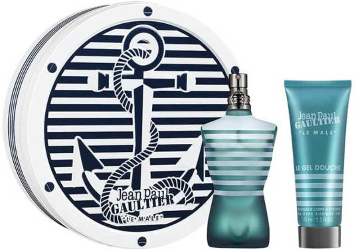 Jean Paul Gaultier LE MALE SET 2 pz