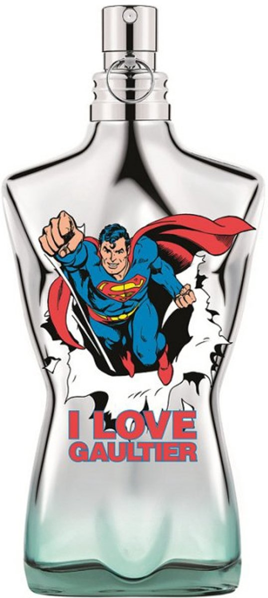 Jean Paul Gaultier Le Male Superman Eau Fraiche 125 ml
