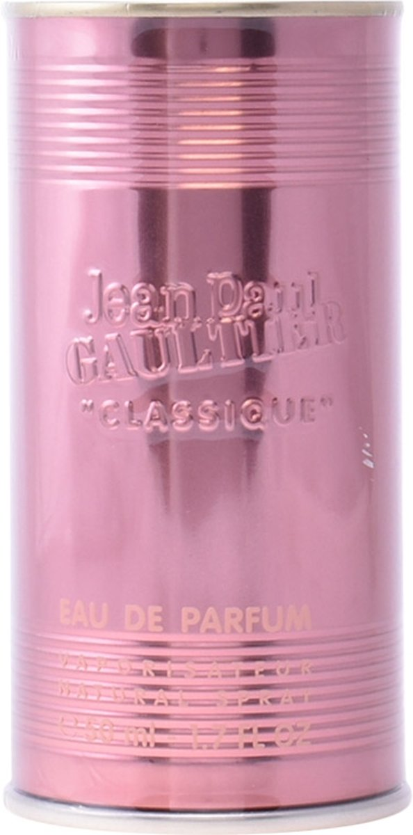 MULTI BUNDEL 2 stuks Jean Paul Gaultier Classique Eau De Perfume Spray 50ml