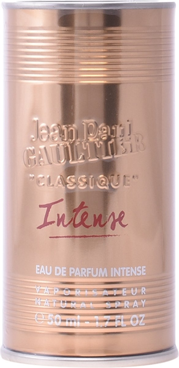 MULTI BUNDEL 2 stuks Jean Paul Gaultier Classique Intense Eau De Perfume Spray 50ml