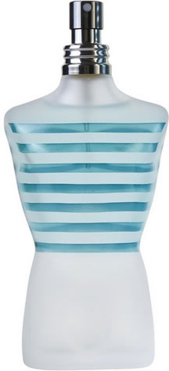 MULTI BUNDEL 2 stuks Jean Paul Gaultier Le Beau Male Eau De Toilette Spray 125ml