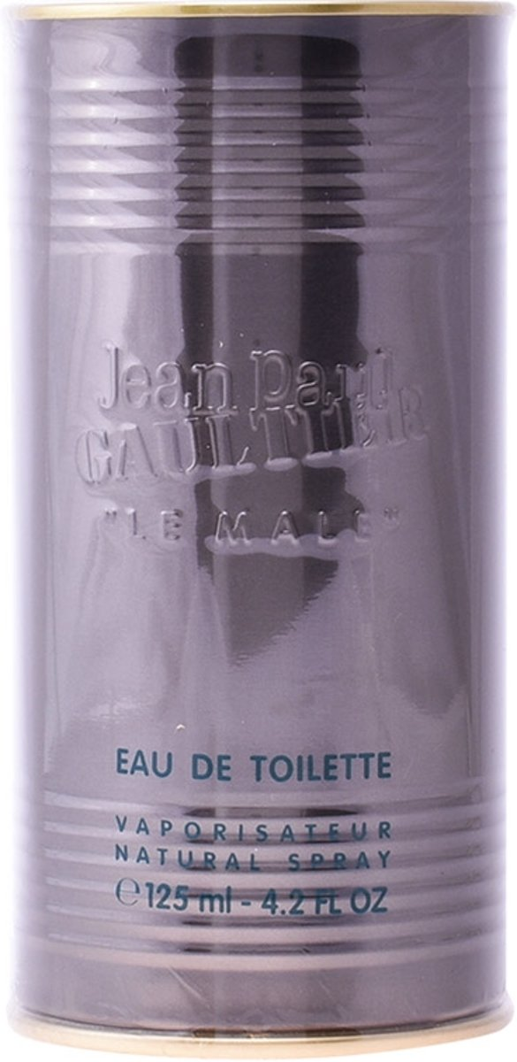MULTI BUNDEL 2 stuks Jean Paul Gaultier Le Male Eau De Toilette Spray 125ml