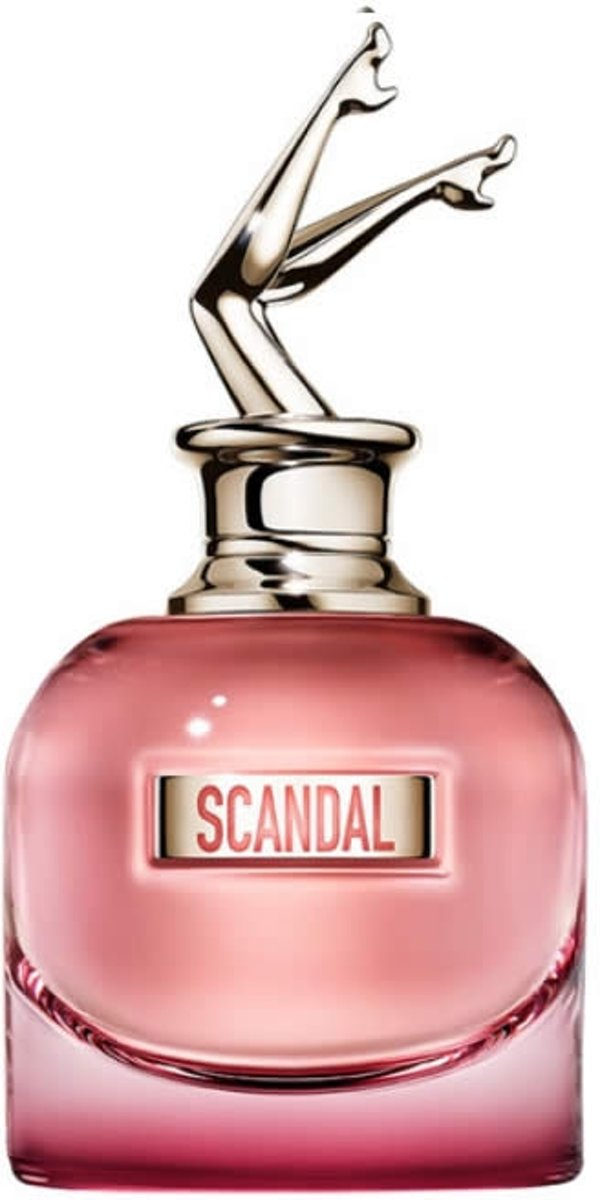 MULTI BUNDEL 2 stuks Jean Paul Gaultier Scandal By Night Eau De Perfume Spray 80ml