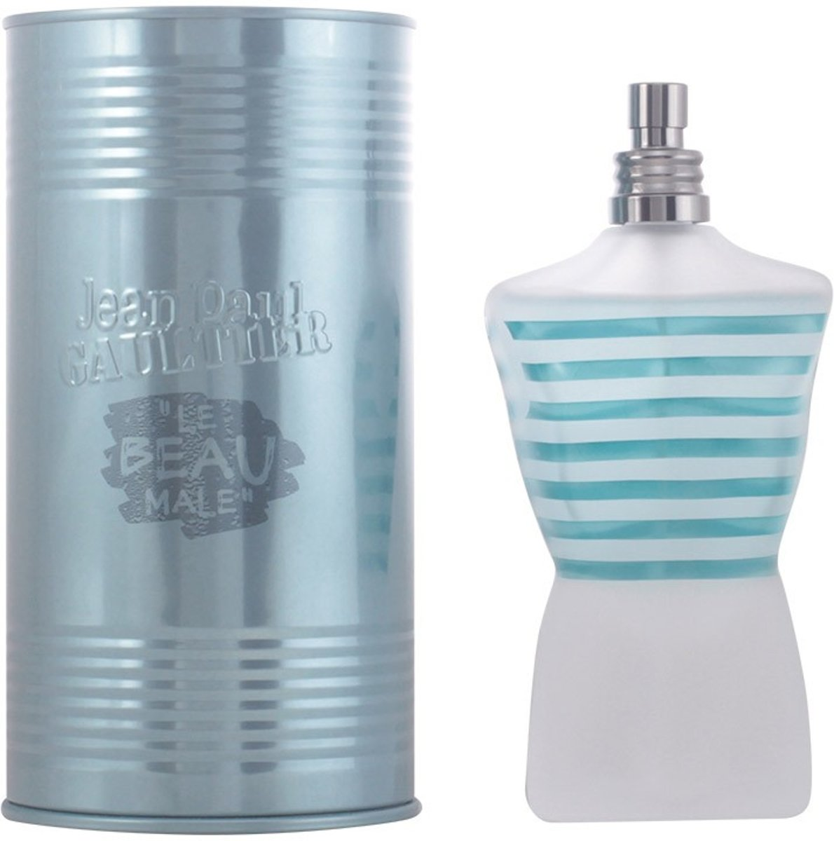 MULTI BUNDEL 2 stuks LE BEAU MALE Eau de Toilette Spray 200 ml