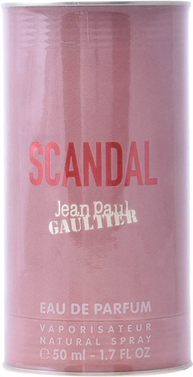 MULTI BUNDEL 2 stuks SCANDAL Eau de Perfume Spray 50 ml