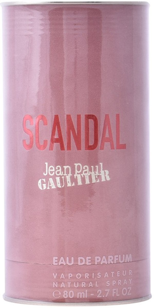 MULTI BUNDEL 2 stuks SCANDAL Eau de Perfume Spray 80 ml