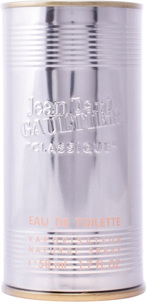MULTI BUNDEL 3 stuks Jean Paul Gaultier Classique Eau De Toilette Spray 50ml