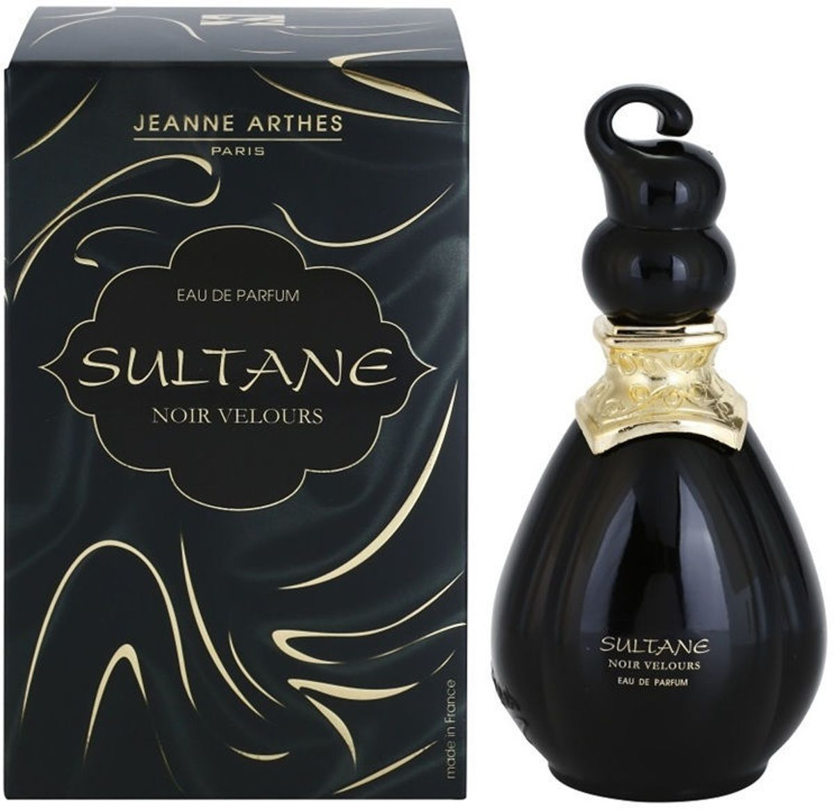 JEANNE ARTHES SULTANE NOIR VELOURS(W)EDP100ML