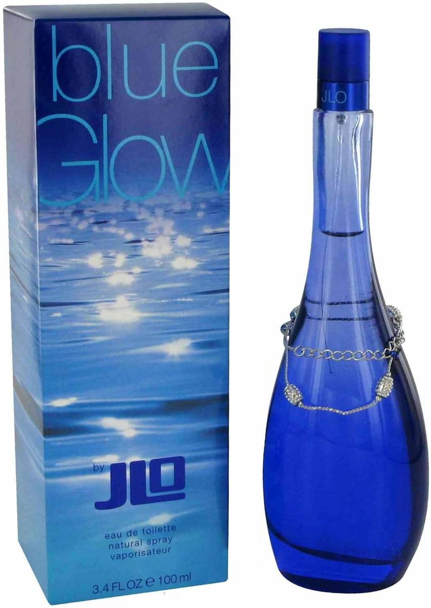 Jennifer Lopez Blue Glow for Women - 100 ml - Eau de toilette
