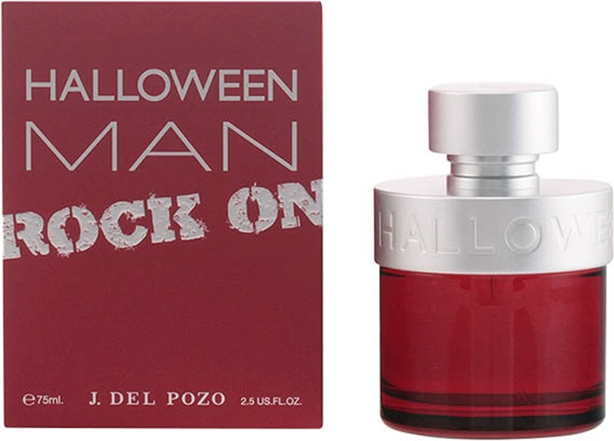 HALLOWEEN ROCK ON MEN EDT Spr 75,0 ml