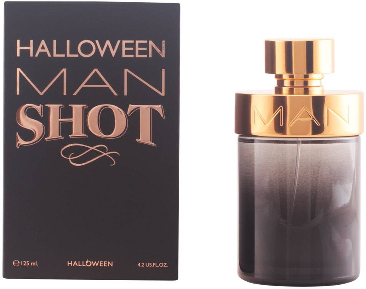 HALLOWEEN SHOT MAN eau de toilette spray 125 ml