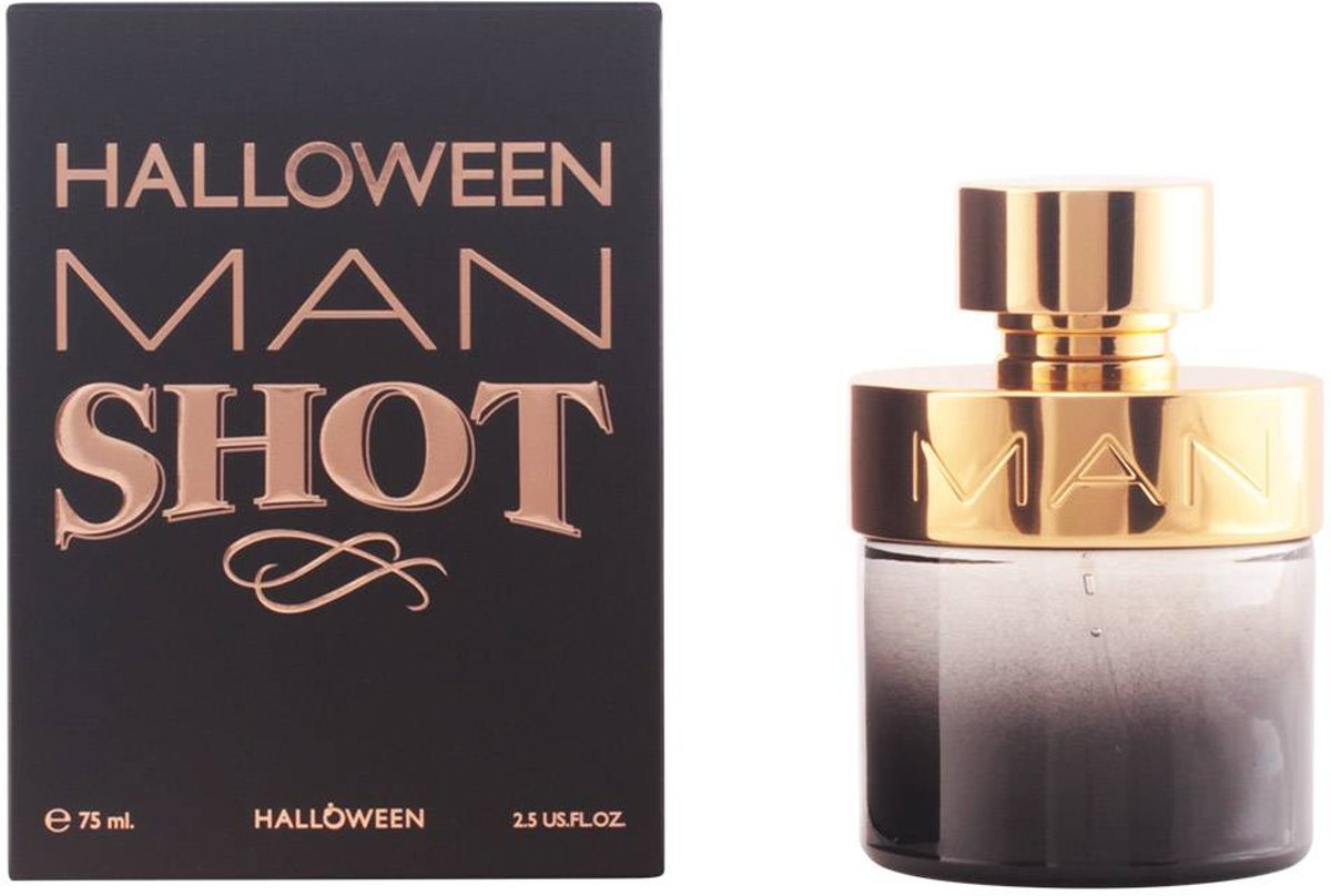HALLOWEEN SHOT MAN eau de toilette spray 75 ml