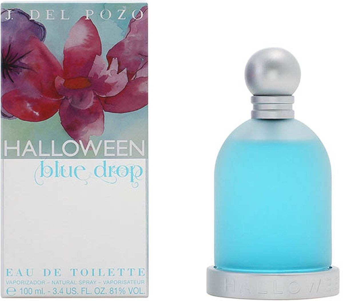 Jesus Del Pozo Halloween Blue Drop EDT 100 ml