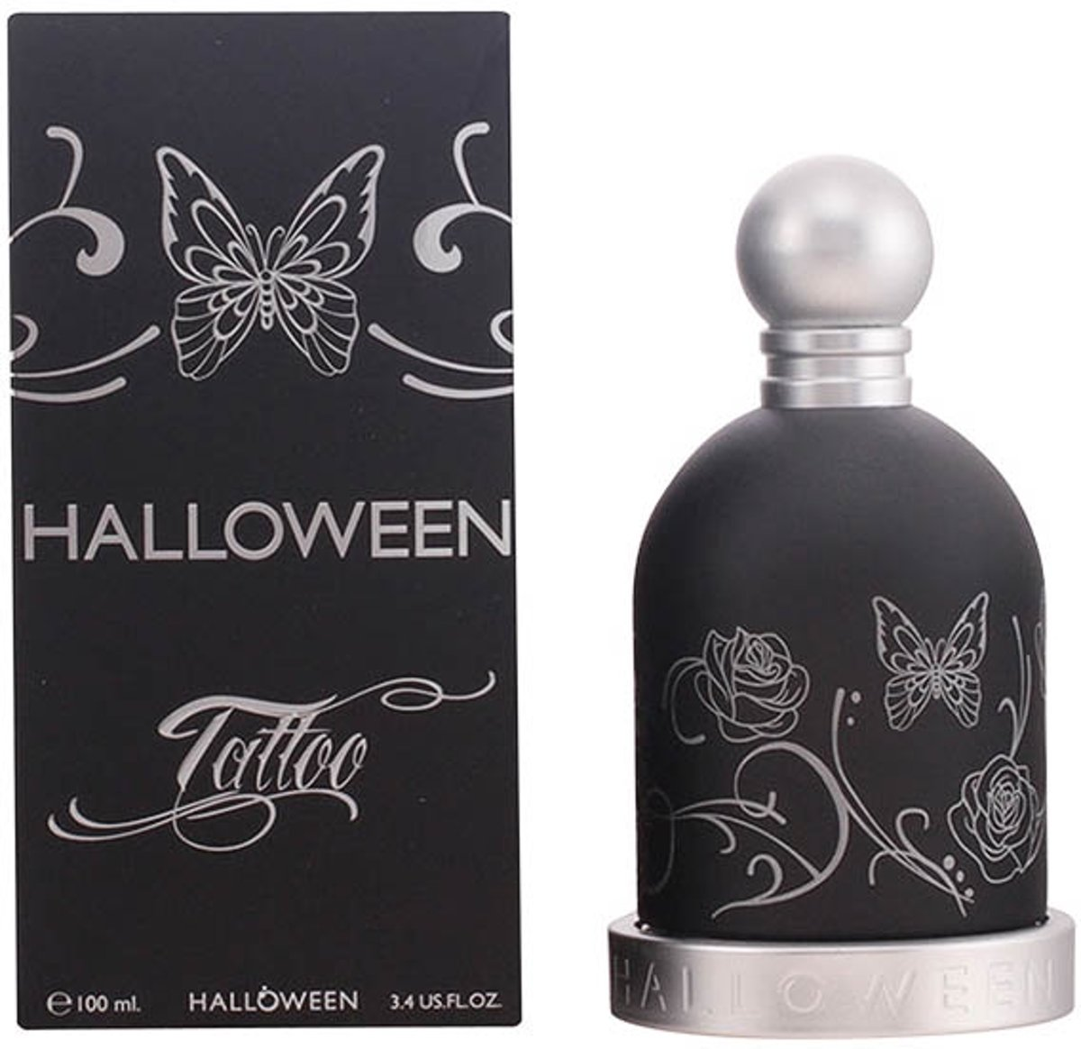 Jesus Del Pozo Halloween Tattoo Women EDT 100 ml
