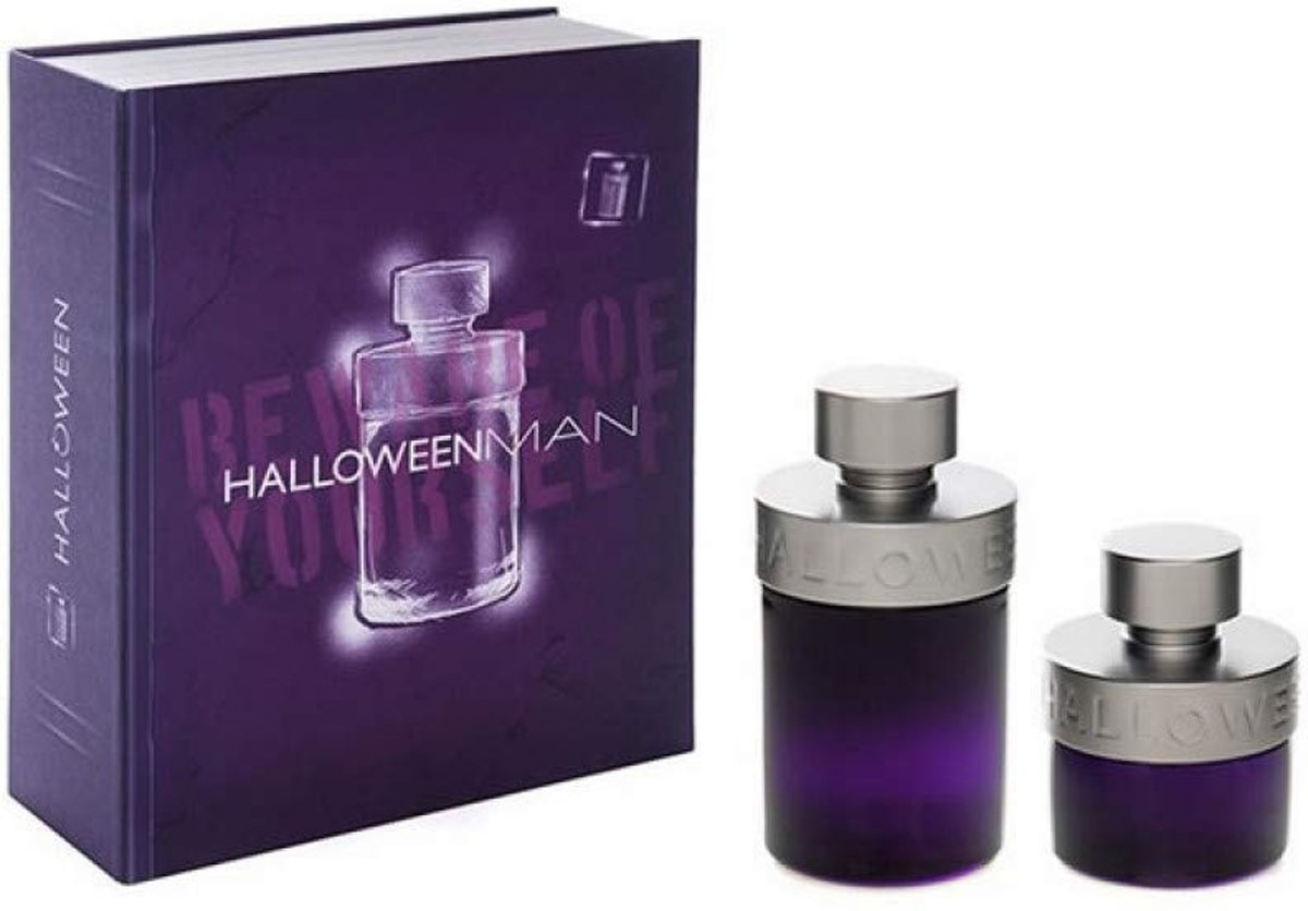 Tabac Halloween Man Shot Door Eau De Toilette Spray 125ml Set 2 Pieces 2018