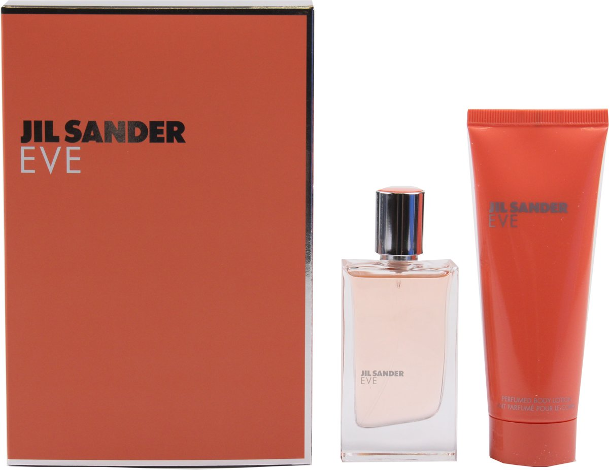JIL SANDER EVE GIFTSET 105 ml