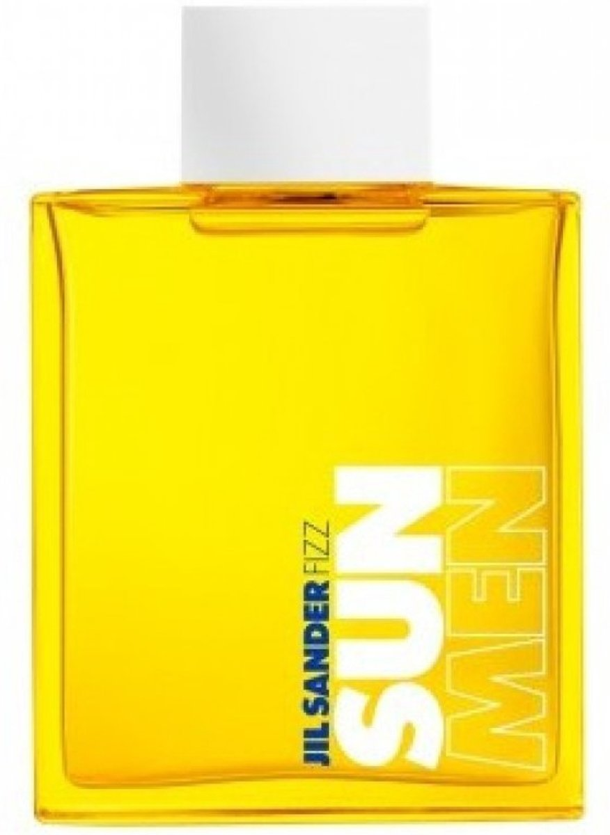 Jil Sander - Eau de toilette - Sun Fizz for men - 125 ml