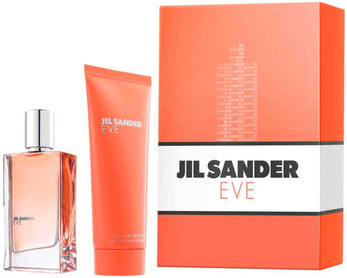 Jil Sander Eve Edt 30 Ml Spray + Bodylotion 75 Ml