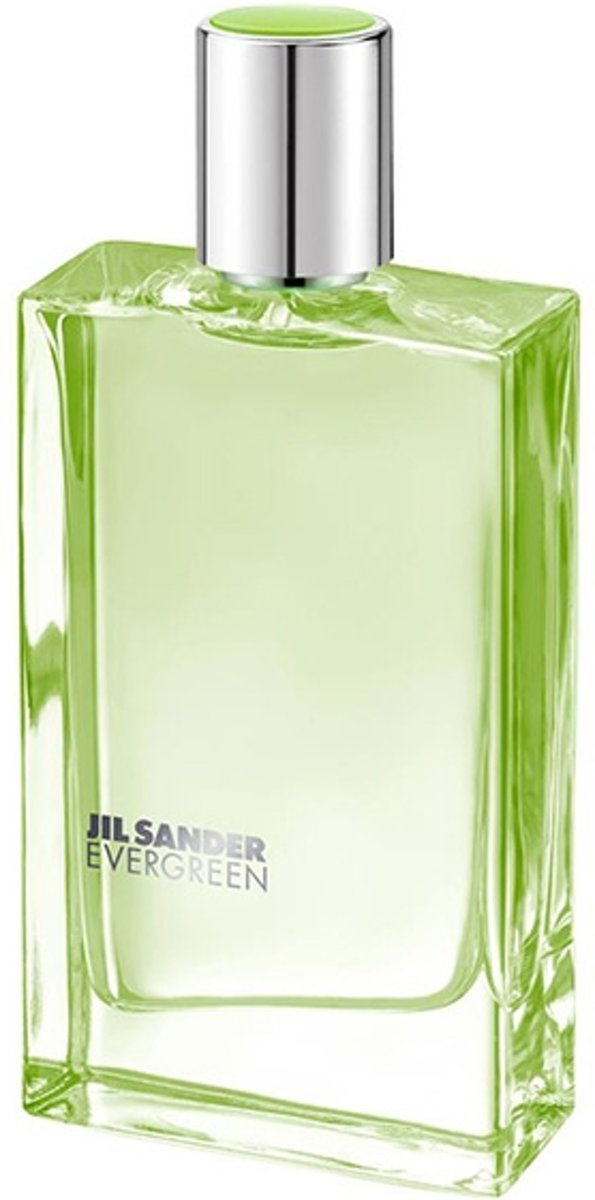 Jil Sander Evergreen - Eau de toilette - 50 ml
