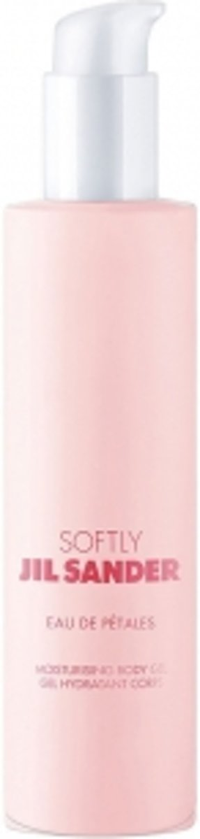 Jil Sander Softly Eau de Pétales Douchegel 200 ml