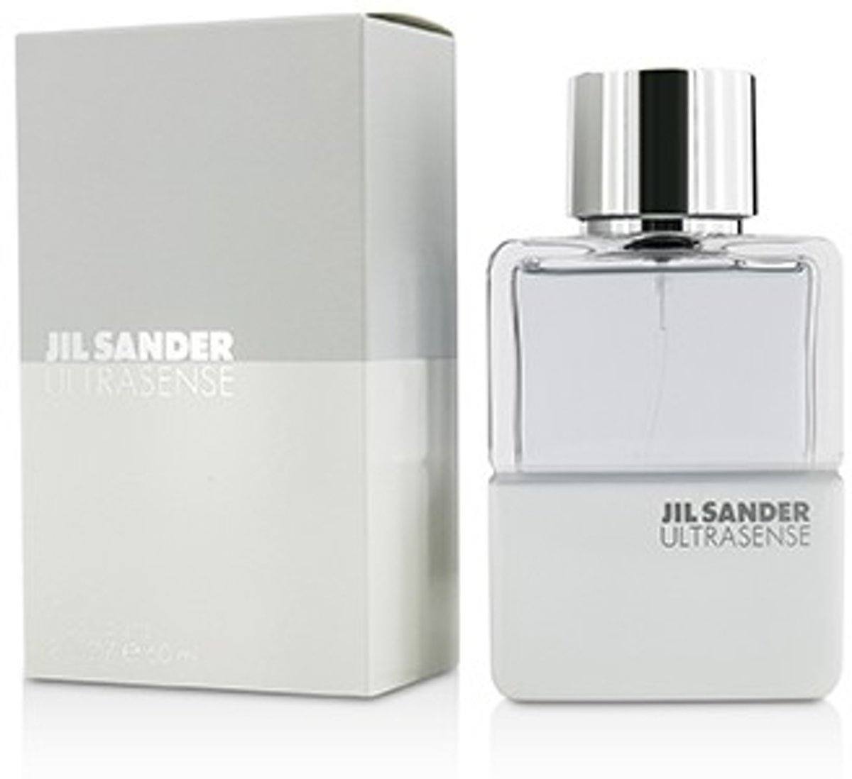 Jil sander ultra sense white edt 60 ml spray