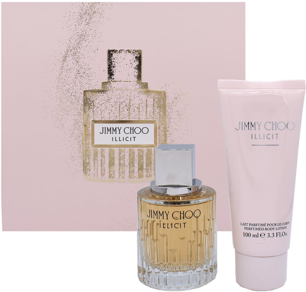 Jimmy Choo Illicit Set edp 60ml+BL100ml