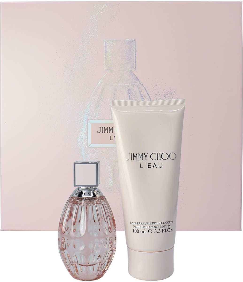 Jimmy Choo Leau Set edt 60ml+BL100ml