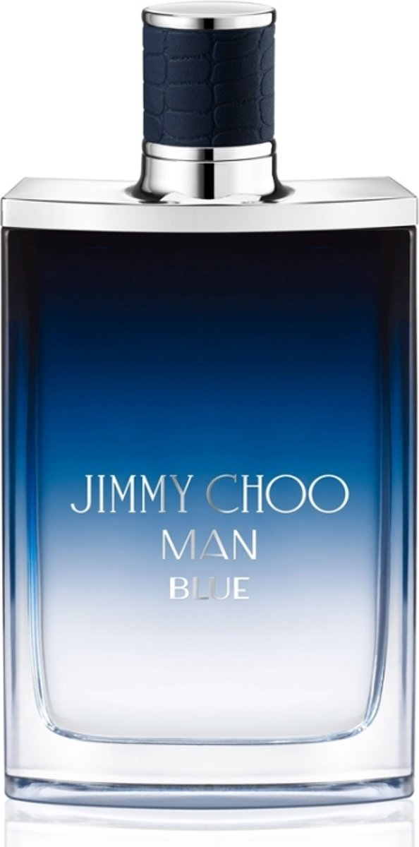 Jimmy Choo Man Blue Eau de Toilette Spray 100 ml