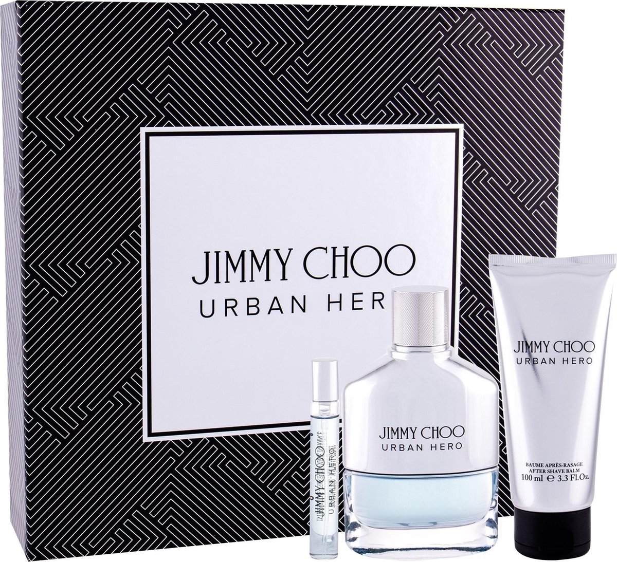 Jimmy Choo Urban Hero 100ml Eau De Parfum