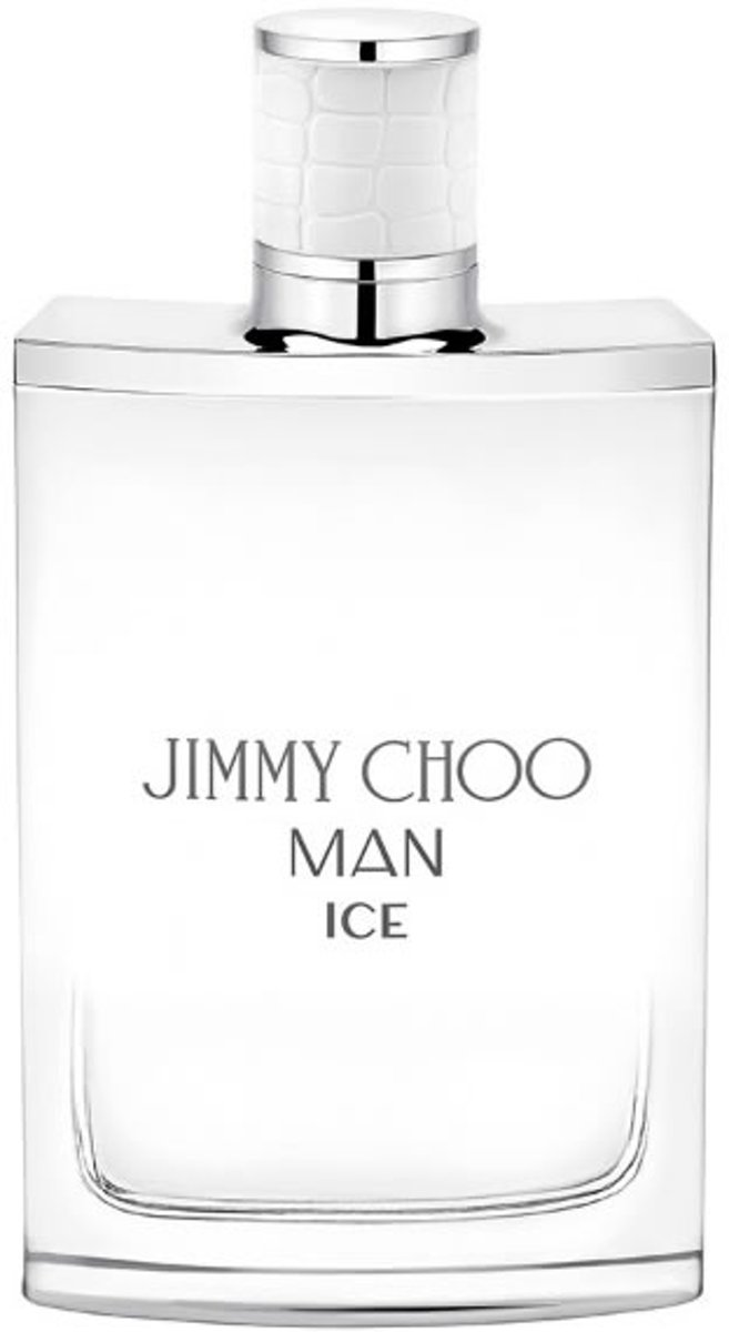 MULTI BUNDEL 2 stuks Jimmy Choo Man Ice Eau De Toilette Spray 30ml
