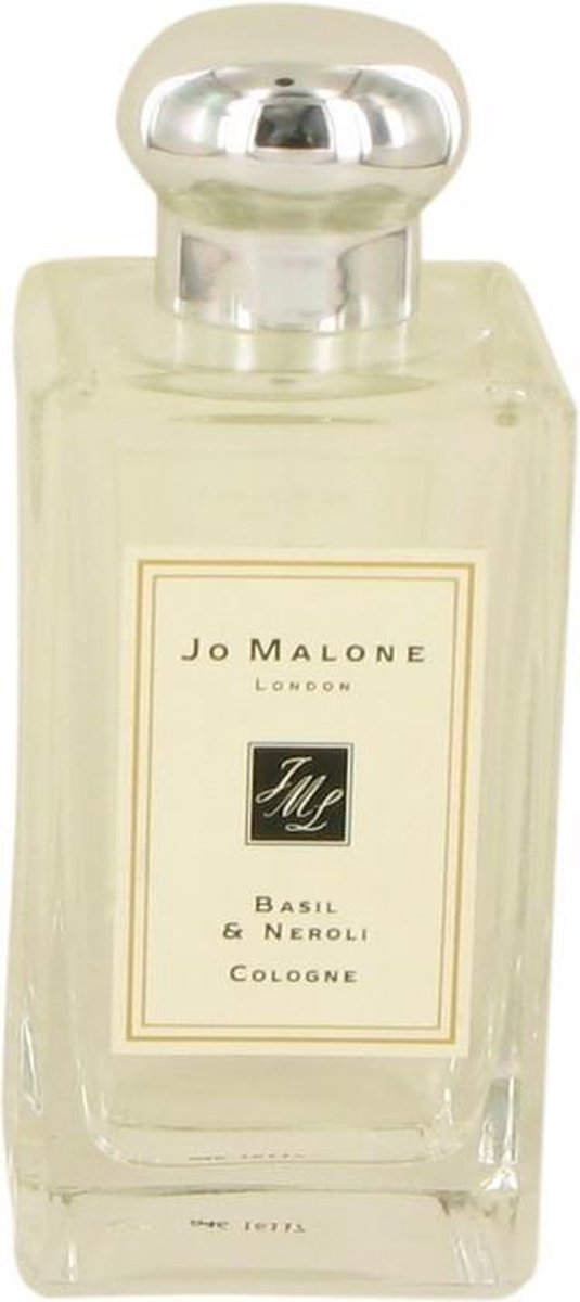 Jo Malone Basil & Neroli Cologne Spray (unisex Unboxed) 100 Ml For Women