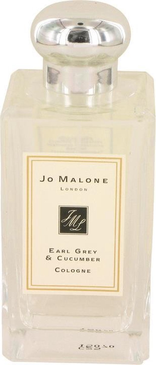 Jo Malone Earl Grey & Cucumber Cologne Spray (unisex Unboxed) 100 Ml For Women