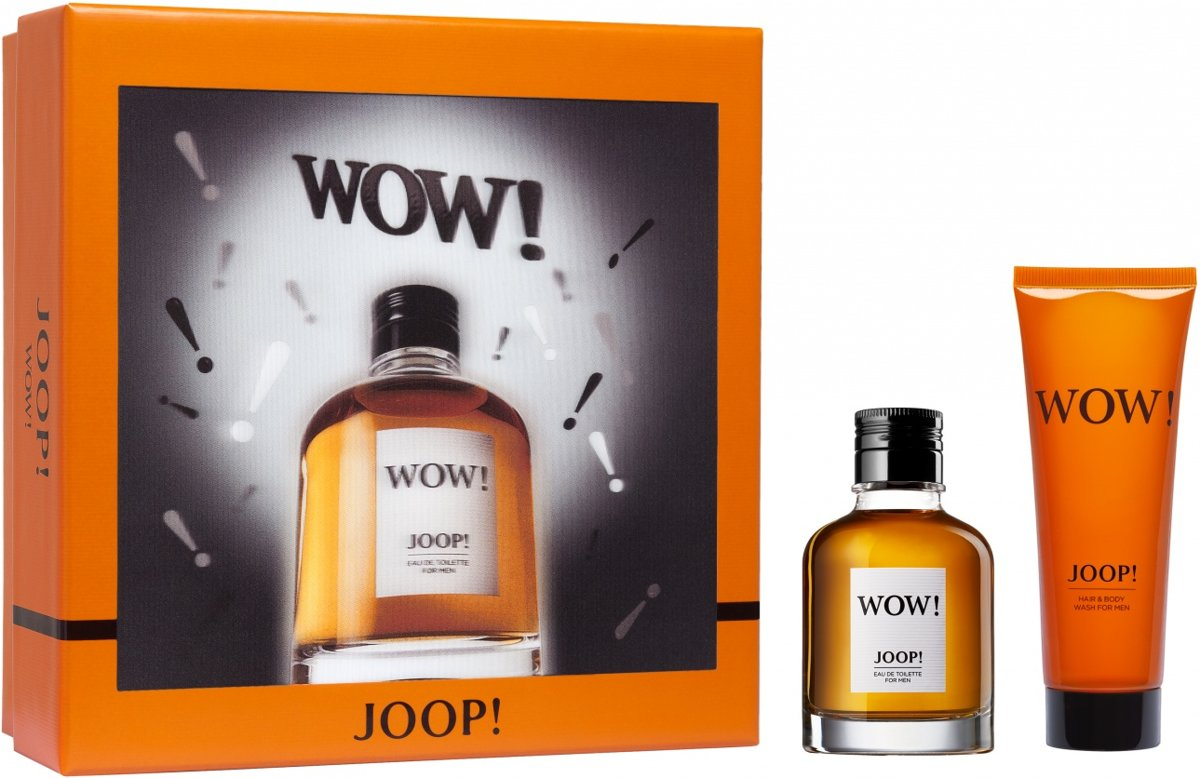 Joop! Wow Giftset 135 ml