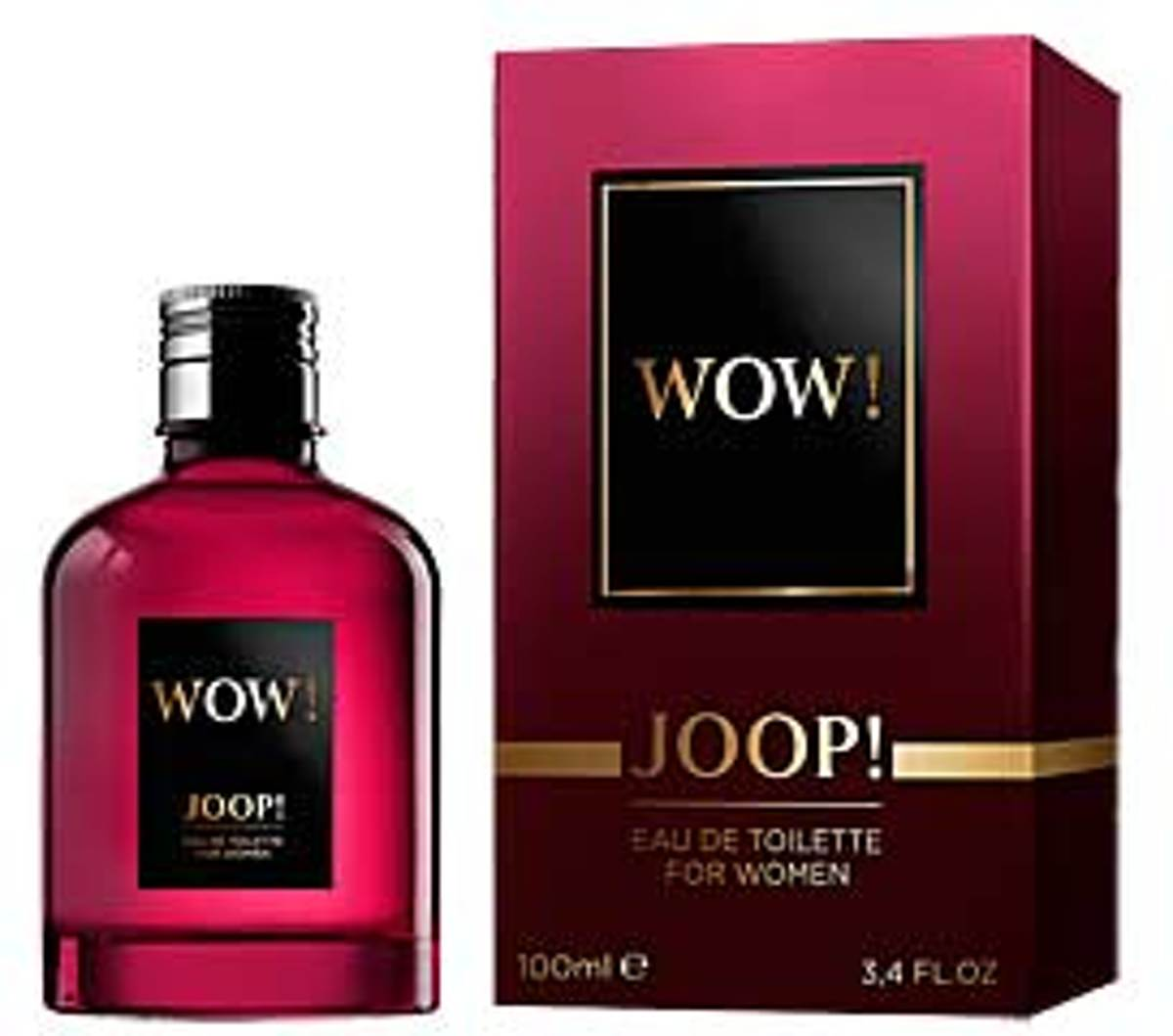 Joop JOOP WOW! FOR WOMEN edt spray 100 ml
