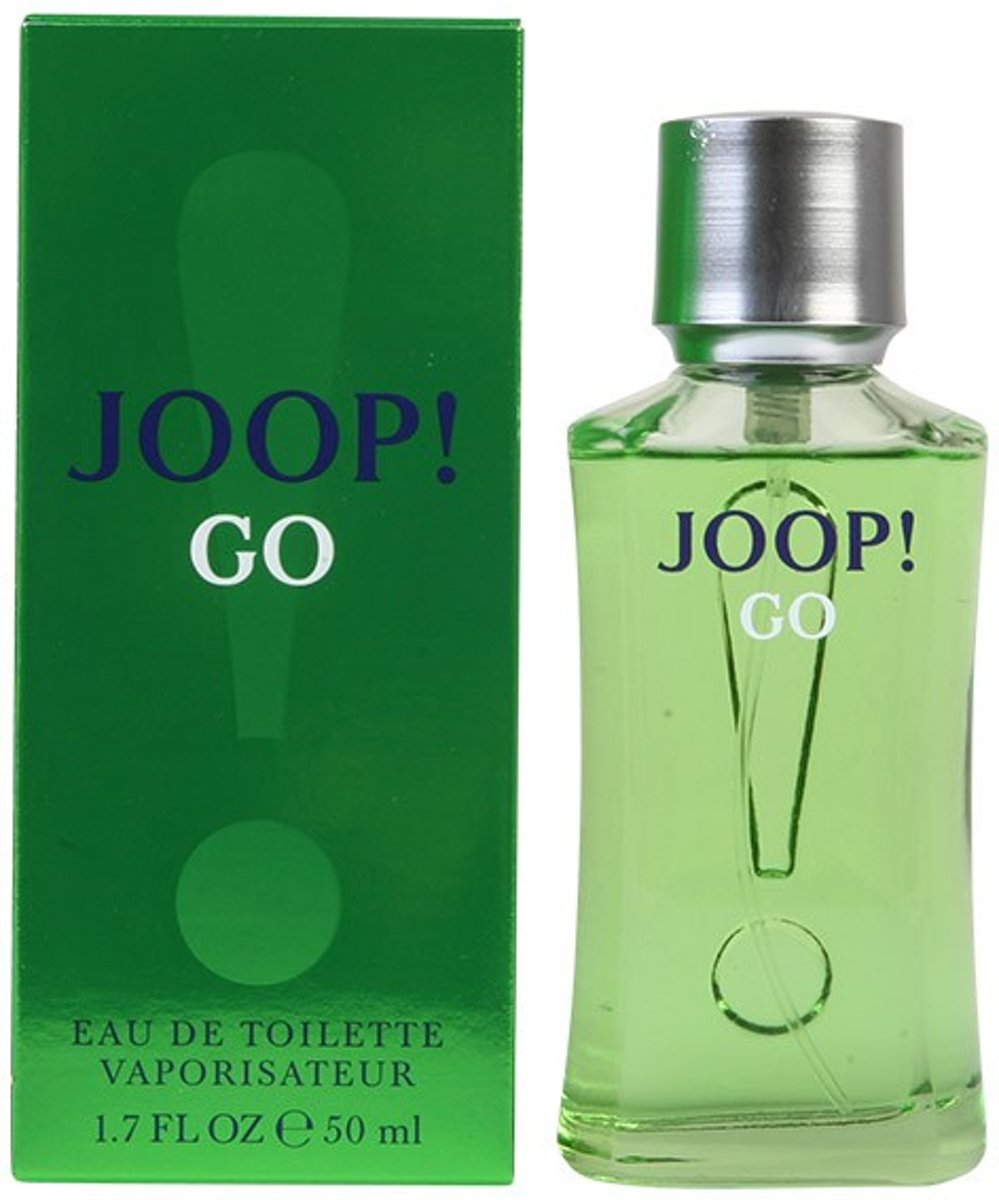 MULTI BUNDEL 2 stuks JOOP GO Eau de Toilette Spray 50 ml