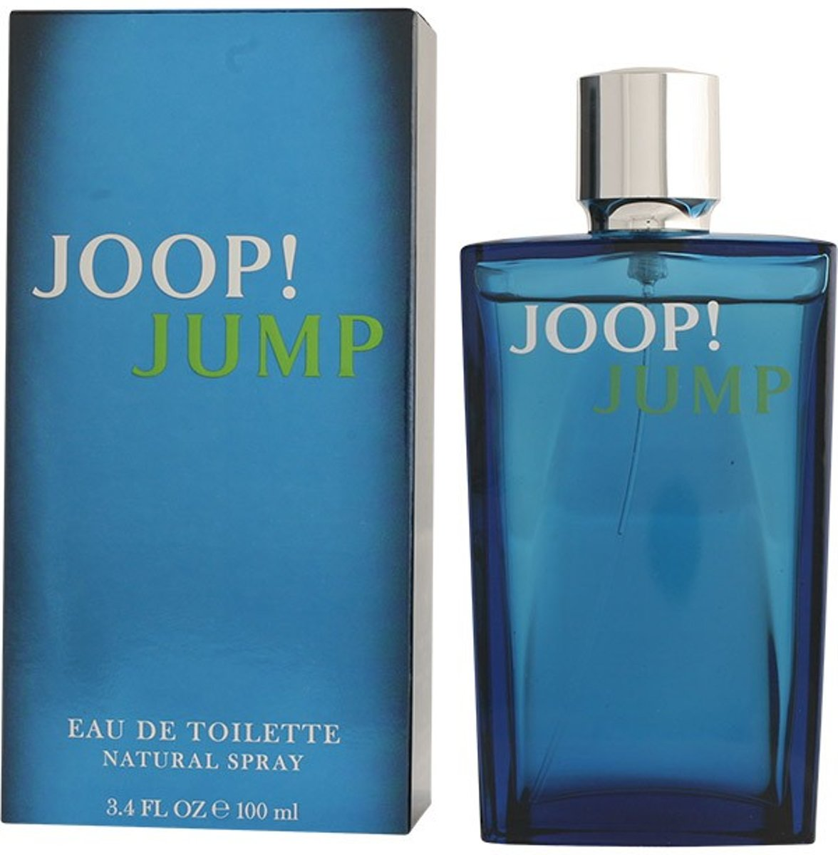 MULTI BUNDEL 2 stuks JOOP JUMP Eau de Toilette Spray 100 ml