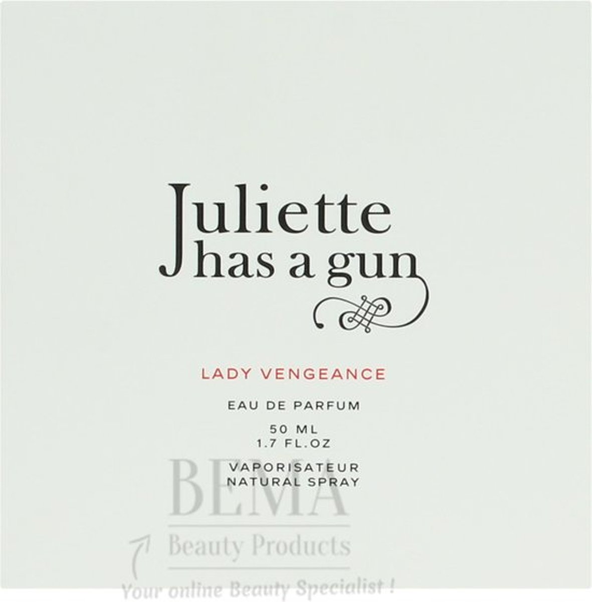 Juliette Has A Gun Lady Vengeance 50 ml Eau De Parfum Spray voor vrouwen