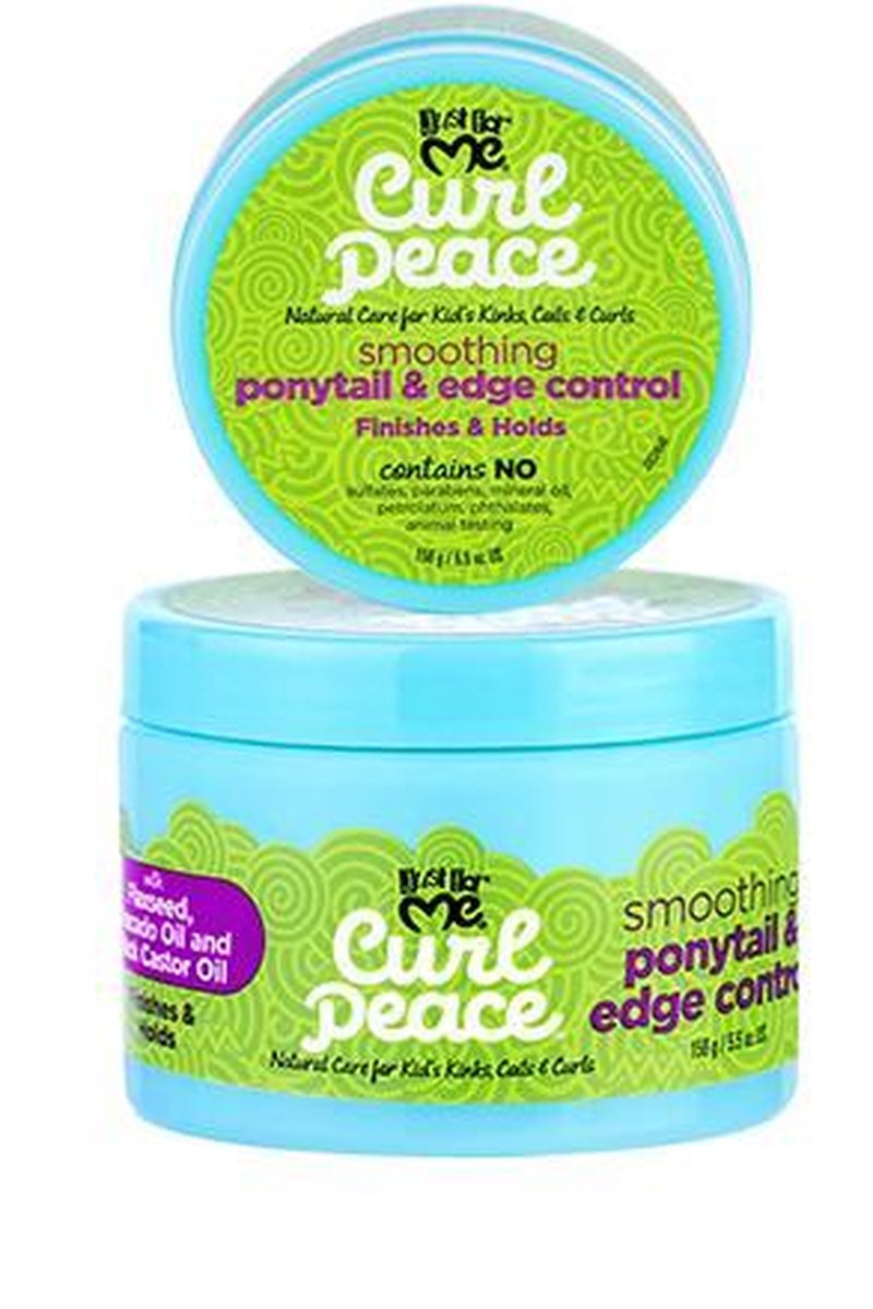 Just For Me Curl Peace Smoothing Ponytail & Edge Control 160gr