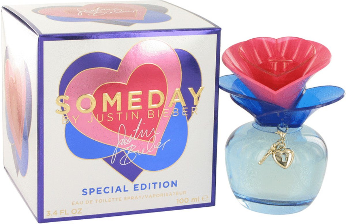 Justin Bieber Someday Special Edition EDT 100 ml