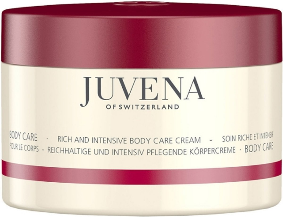 Juvena Body Rich & Intensive Body Care Cream Bodycrème 200 ml