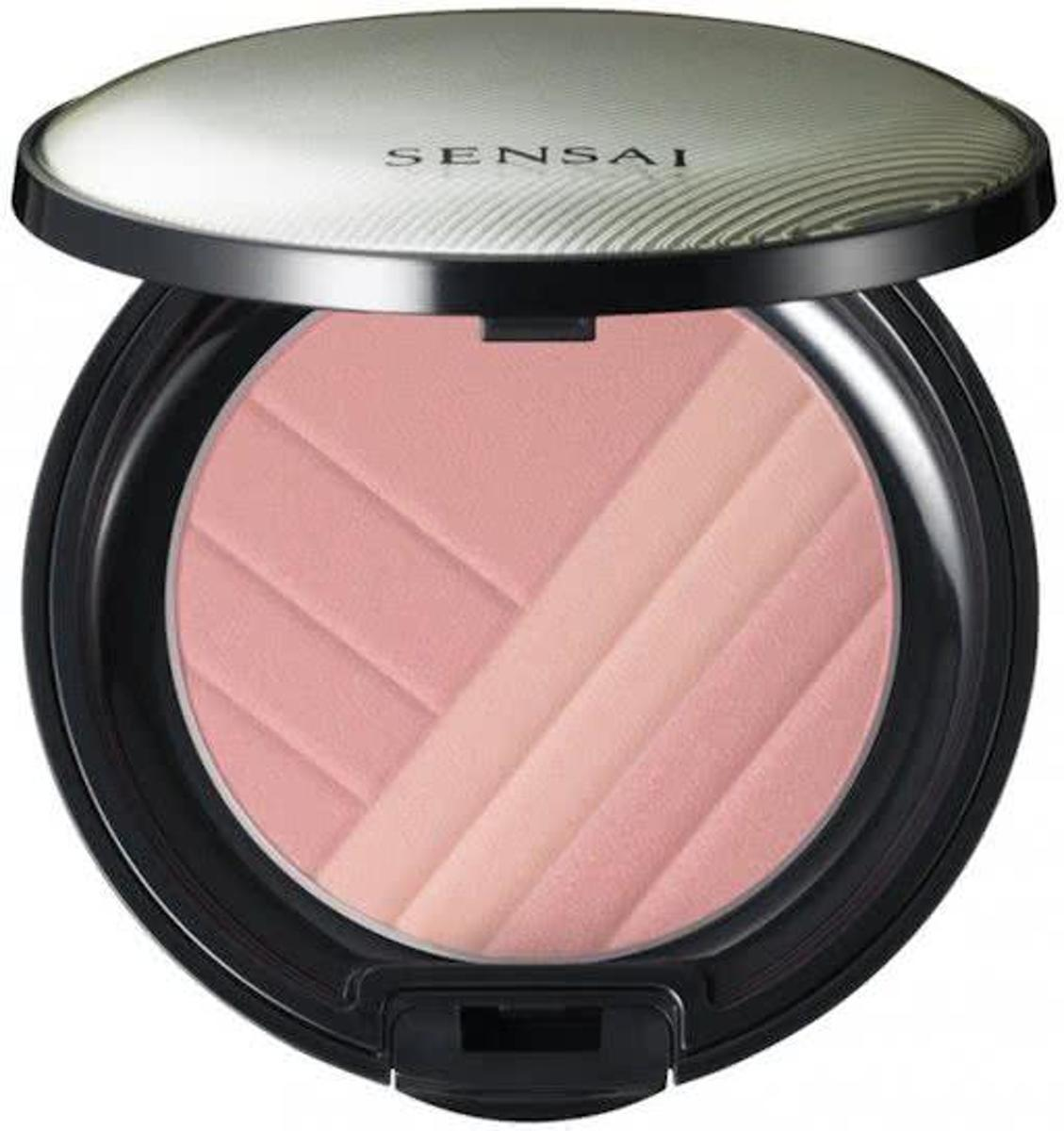 Kanebo Cheek Blush Blush 4 gr  - Roze
