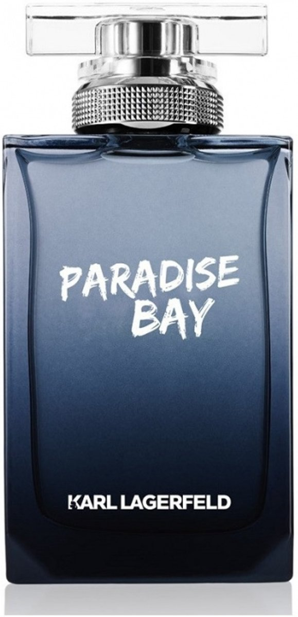 Karl Lagerfeld Paradise Bay Men Eau de Toilette Spray 50 ml