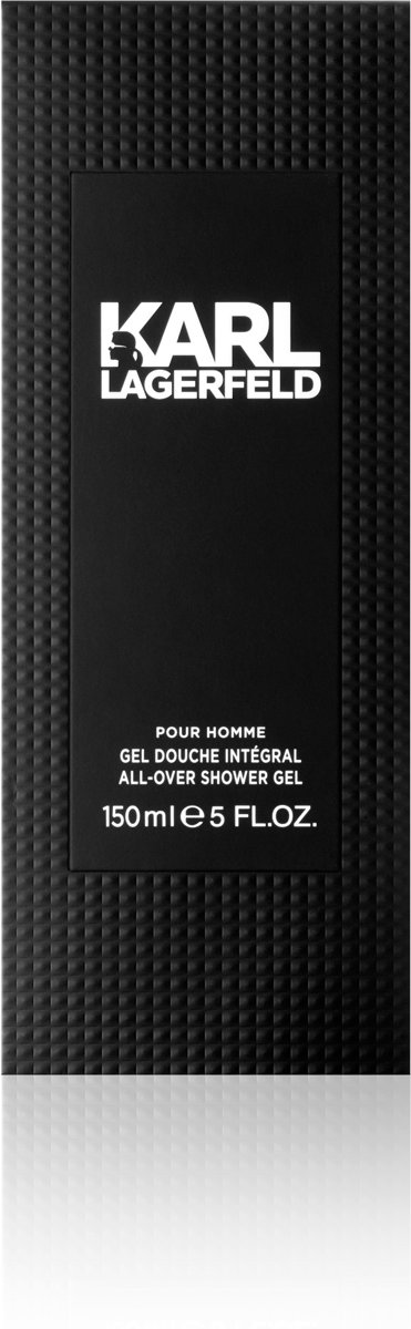 Karl Lagerfeld Pour Homme Shower Gel - 150 ml - Douchegel