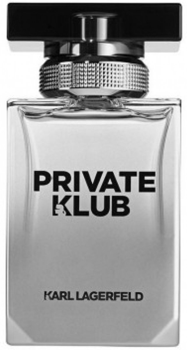 Karl Lagerfeld Private Klub Men Eau de Toilette Spray 100 ml