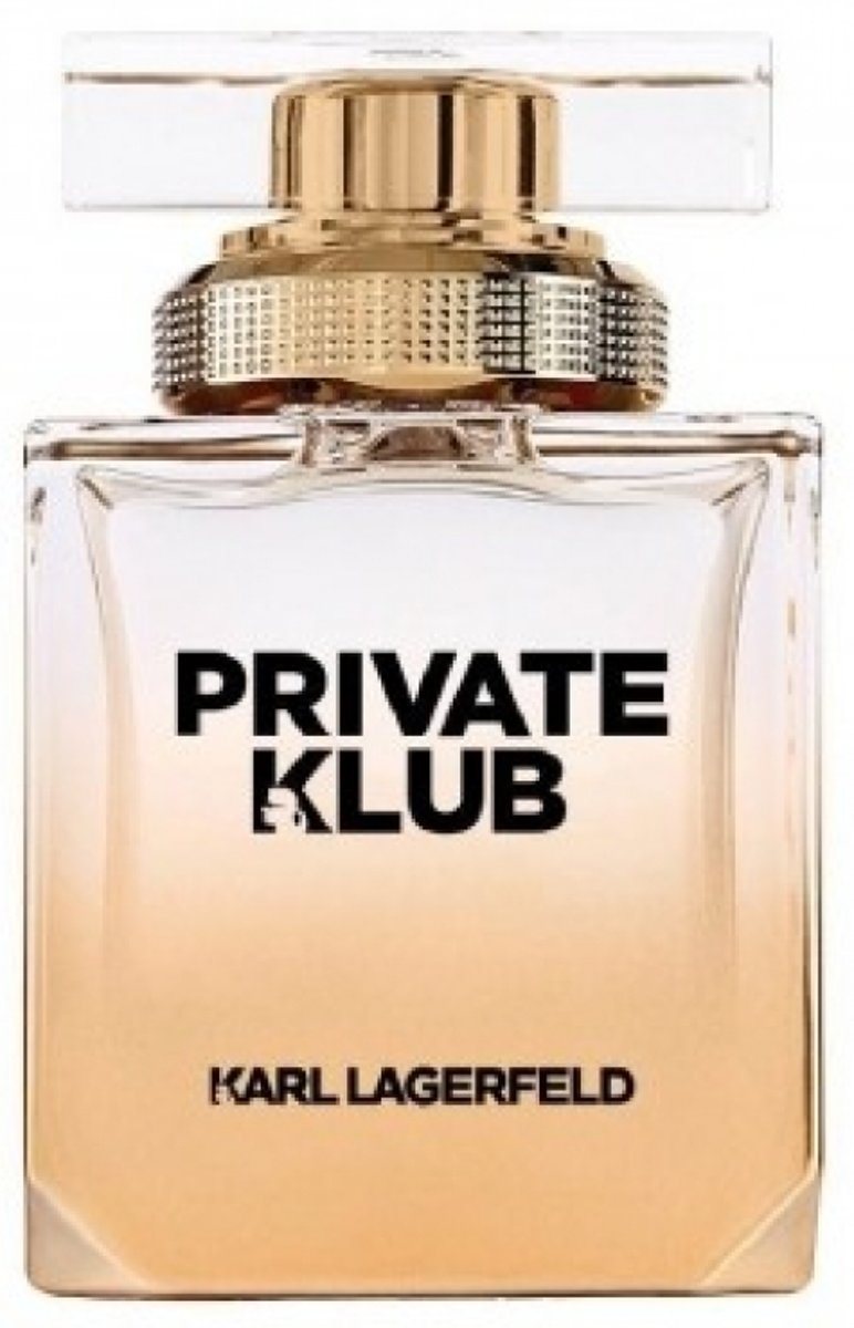 Lagerfeld - Eau de parfum - Private Klub - 85 ml