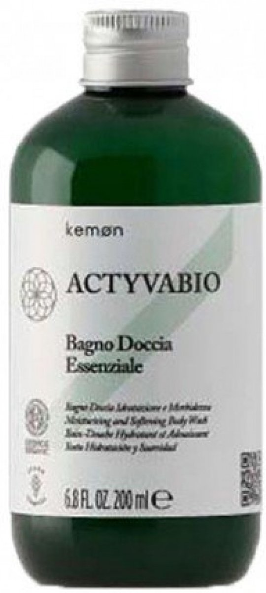 Actyvabio Essenziale Shower Gel - Kemon